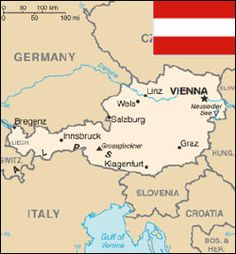 Destination: Austria. Mission: Study abroad. Time: 1 month and 23 days.