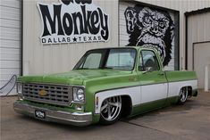 "This pickup was built by Gas Monkey Garage on Discovery's hit show ""Fast N' Loud"". This truck is brand-new in every way. It was completely taken apart and re..."