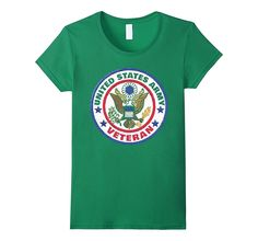 United States Army Veteran T Shirt- US Veteran Pride T Shirt