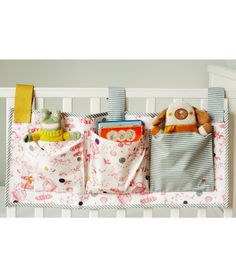 Buy your Joules Mad Hatter Cot Tidy from Kiddicare Nursery Decorations  Online baby shop   Nursery Equipment