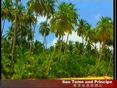 Sao Tome and Principe two beautiful island