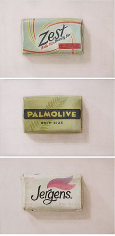 holly farrell - paintings of everyday objects
