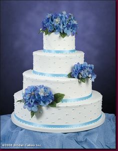 Image detail for -gallery wedding cakes hydrangea bouquets this delicious butter cream ...