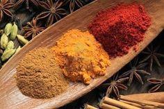 Look  Good  ABC  Urody: Curry, kurkuma i ziemniaki - oczyszczanie organizm...