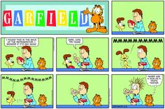 Garfield & Friends | The Garfield Daily Comic Strip for May 12th, 2013