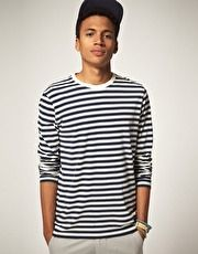 Nautic Style : Striped Tshirt