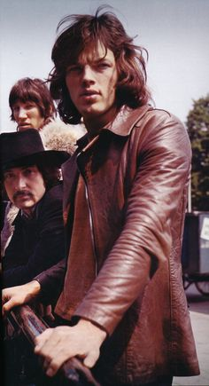 Roger Waters, Nick Mason & David Gilmour <3 Pink Floyd