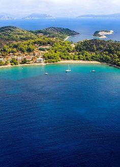The green island: Mljet   Total Croatia