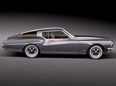 customized 70s boattail buick | Buick Riviera GS Boattail 1971 3D Model 3D Model .max .obj ...