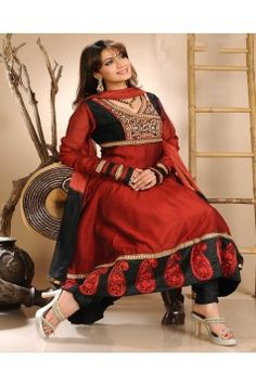 1http://rajasthanispecial.com/index.php/womens-collection/salwar-kameez/stylish-readymade-maroon-and-black-salwar-kameez.html
