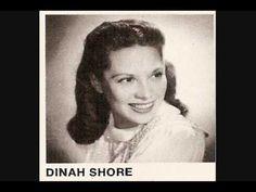 Dinah Shore (born Frances Rose Shore; February 29, 1916 – February 24, 1994)