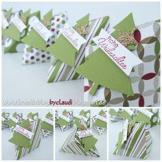 Mit Origami tue ich mich zugegebenermaßen etwas schwer, aber das heutige Projekt ist auch für jemand wie mich, ganz einfach nachzumachen. ...