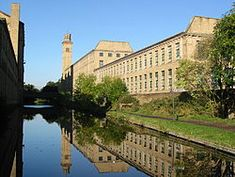 Salts Mill - David Hockney's gallery