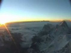 Adventure Consultants Everest Summit Day Video 2007 - enjoy the views and serene feeling of being on the summit ridge and tears on the summit, on the highest mountain in the world. Serenity, Mountain, Adventure, Feelings, World, Day, Videos, Travel, Viajes