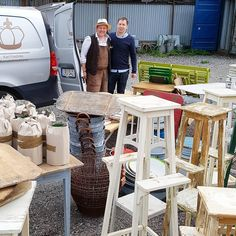 C.i.a warehouse right now 🤠Thanks again Karl -Fredrik and Petter @karlfredrik.se and welcome back any time 👍Have a nice afternoon friends 🌞 #ciawaerhouse #grossist #interiors #gardendecor #trädgård #sevendaysaweek #lifeisforliving