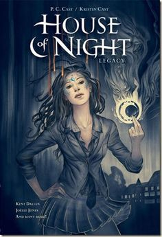 4 stars. If you're a House of Night fan, you'll probably enjoy this graphic novel. If not, it will be really confusing. I don't like the art very much, but that's just an opinion. You might enjoy it more.