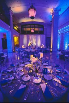 Gorgeous wedding and reception at the renaissance grand ballroom starker ballroom. Designed I'm collaboration with events luxe. Photo by Keith lee.