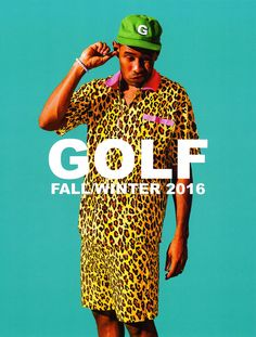982d9625d666 Book Tyler The Creator Outfits