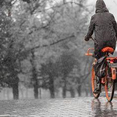 A wy jak dojechaliście (-jedziecie) dziś do pracy?  #Lublin #rower #dayOfCyclingToWork