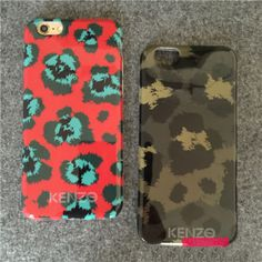 Luxury-KENZO-Leopard-Animal-Pattern-TPU-Soft-Case-Cover-For-Apple-iPhone-6-6Plus