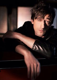 Adrien Brody is Adrien Brody Movies, Hey Gorgeous, Godly Man, Black And White Portraits, Lady And Gentlemen, Leonardo Dicaprio, Man Crush, Cute Guys, A Good Man