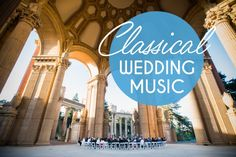 Top best classical wedding songs instrumental of all the time. Music for wedding ceremony reception, bridesmaids entrance, processional, for walking down the. Wedding Ceremony Music, Wedding Songs, Wedding Dj, Wedding Guest Book, Trendy Wedding, Wedding Dress, Fantasy Wedding, Budget Wedding, Wedding Blog