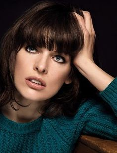 Inez van Lamsweerde & Vinoodh Matadin photographed Milla Jovovich for the Marella Fall / Winter 2013 campagin with makeup by Wendy Rowe. - See more at: http://timhowardmanagement.com/blog/artist/WENDY%20ROWE/page:1#sthash.S8V5SKRv.dpuf