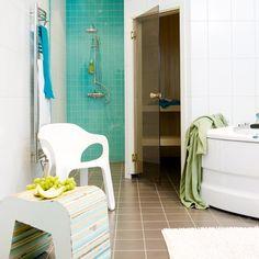 turkost och brunt badrum more decor ideas brunt badrum eriks badrum ...