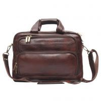 Comfort 15 inch Leather Laptop Bag for men and women & unisex EL03