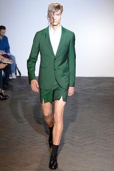 Raf Simons   Spring 2013 Menswear Collection   Style.com