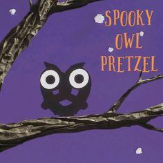 Spooky Owl Pretzel                                                                                                                                                                                 More