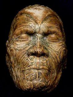 Ta Moko – New Zealand by Sarah Corbett – Ethnic Jewels Magazine