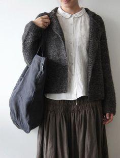 lisette - linen bag
