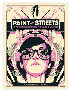 Paint the Streets by Zack Anderson