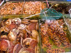 seafood at lamma island Hong Kong
