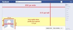 Timeline do Facebook para as Fan Pages
