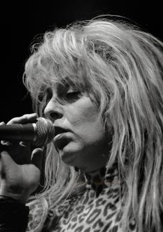 Tamara Danz...great rocklady with a powerful voice.She was a star in the GDR.Rest in peace.