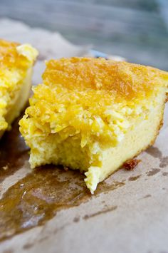 Pan de Elote - Corn Bread — SweetBites