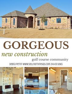 NORTH TEXAS REAL ESTATE Debra Pettit 214.437.6965 Coldwell Banker Benton Luttrell www.sellnorthtexas.com