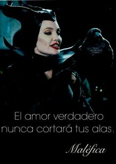True love will never cut your wings. Movie Quotes, Life Quotes, Quotes En Espanol, True Feelings, Sad Love, Disney Quotes, Spanish Quotes, Disney Pictures, Maleficent