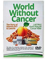 World Without Cancer DVD By G Edward Griffin