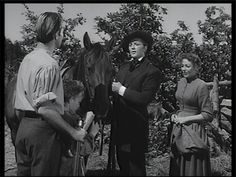 Rachel and the Stranger 1948 Loretta Young - William Holden - Robert Mitchum