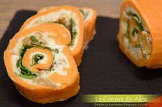 Mira qué aperitivo tan original para cualquier comida o cena especial que comparten desde el blog LA COCINA DE ÁLEX.