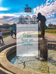 Roteiro para um final de semana em Curitiba com as principais atrações Nature, Movie Posters, Movies, Travel, Old Churches, Crystal Palace, Pope John Paul Ii, Park, Films