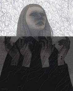 """""""Margot Tenenbaum"""" by: Patrycja Podkościelny www.podkoscielny.com"""