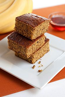 Corn bread is a time-honored classic, and it's due for a small upgrade – bananas! Serve with a drizzle of honey and a pat of butter for very happy holiday dinners.