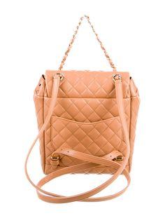 13 Best chanel backpack images   Chanel backpack, Backpacks ... dcf4c452a1