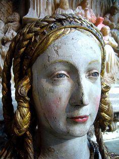Reliquary Bust of a Companion of Saint Ursula
