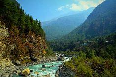 Dudh Kosi River - Nepal