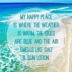 My Happy Place! 🌤🌊 @bestonlinetraveldeals #beachlifemindset #beachbody #beachbum #beachvibes #beachplease #beachdaysarethebestdays…